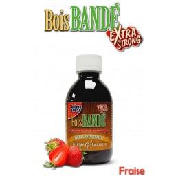 BOIS BANDE  Arôme Fraise...