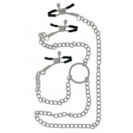 Nipple & Clit Clamps Pince...