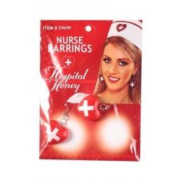 Nurse Boucles d'Oreilles...