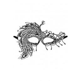 Lady Masque en Guipure