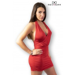Robe Rouge Cache Coeur...