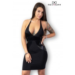 Robe Noire Dos Nu Glamour...