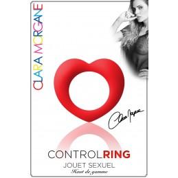 Heart Ring - Anneau Rouge...
