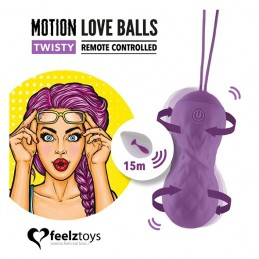 Remote Controlled Motion...